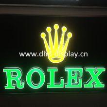 Advertising Font Light Acrylic LED 3d Letters