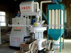 Full automatic biomass briquetting machine/straw briquette machine with CE
