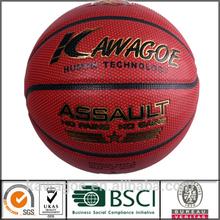 standard Indoor basketball size 7
