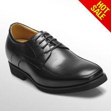 High class mens leather dress shoes/dibetic shoes factories