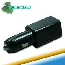 Dual Car USB Power Source