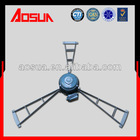 aosua cooling tower 0.55KW water proof electric dc motor