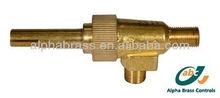 (A18-X18) ALPHA BRASS GAS VALVE