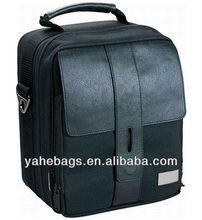 600D dslr camera bag fashion leather trimming camera bag
