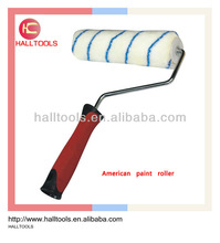 High Quality Rubber And Plastic Paint Roller Brush Design