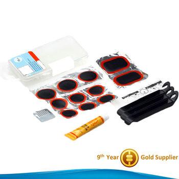 Bicycle Repair Kit Packed in PVC box