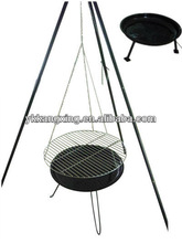 Hotspot Swing Barbecue grill for camping KX-8077