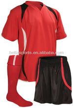 2013 New custom wicking football shirts short sleeve cheap blank soccer kits for sale sportswear sports apparel soccer uniform