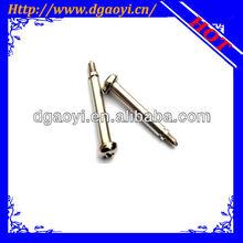 Pan waser head brass binding special screw