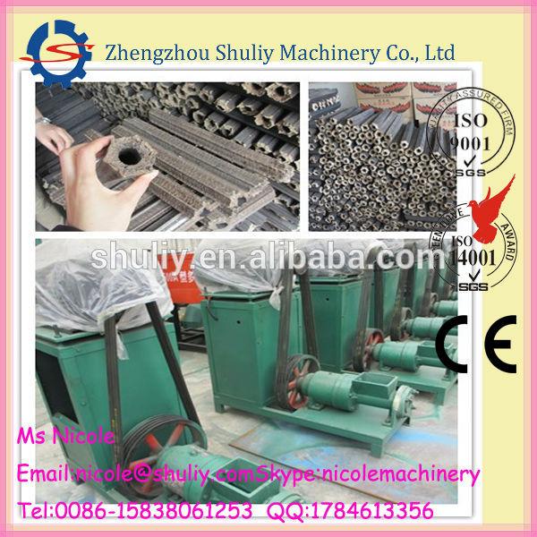 Sawdust briquette extruder machine 0086-15838061253