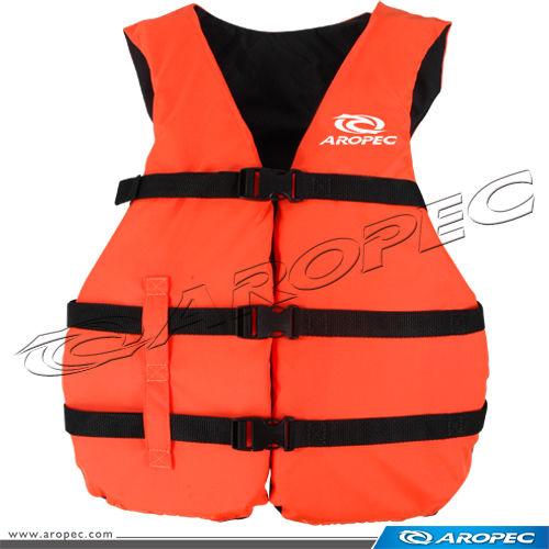 Universe Adult Universal Nylon Life Vest (USCG Approved)