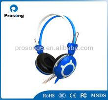 Fashionable durable latest best computer headphone 2014