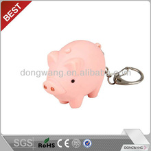 Best quality Led animal sound key chain gift,wholesale novelty gifts,novelty items product 2013