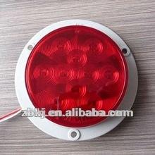 10-30V 10 diodes 4 inch 12v 24v led auto light