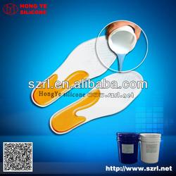 liquid silicone for insoles (footcare )