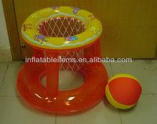 PVC inflatable basketball goal