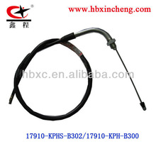 high quality XC motorcycle parts KTMG(WAVE125) choke cable