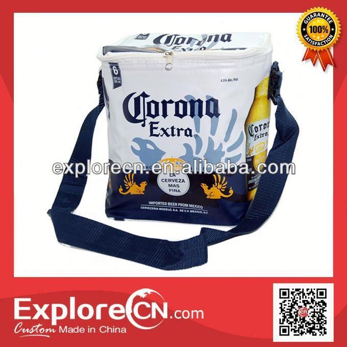 Wine pvc beer bottle cooler bag
