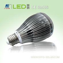 Top qualtiy E27/B22 9W LED bulb light MADE IN CHINA factory