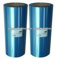 12u~80u pet pellicola blu per prodotti elettrici isolanti