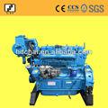 Venta caliente! pequeño motor marino ZH4100ZC motor diesel marino