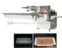 Best seller shisha charcoal/chocolates, soaps ,biscuits packaging machine