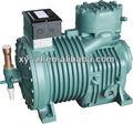 Semi- compresor de refrigeración hermético 5hp/3.7kw