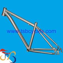 TSB-MBM1301 Gr9 titanium mtb frame
