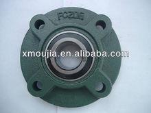 UCFC204 high quality bearing housing ntn green 20 mm shaft dia China bearing