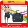 Black Fabric Wholesale Lightweight Trolley Laptop Bag For Computer