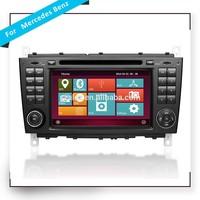 2 Din 7 inch autoradio for Benz W203/CLK W209 car dvd with DVD/CD/Mp3/Mp4/Bluetooth/Radio