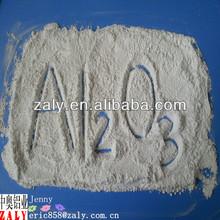 99.7% fine calcined alumina powder for ceramic,refractory,glazes etc