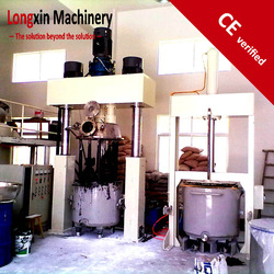 Discharge Filling machine