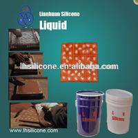 RTV-2 silicone molds decorative plaster/gupsum cornice molding/decorative plaster/gupsum cornice molding