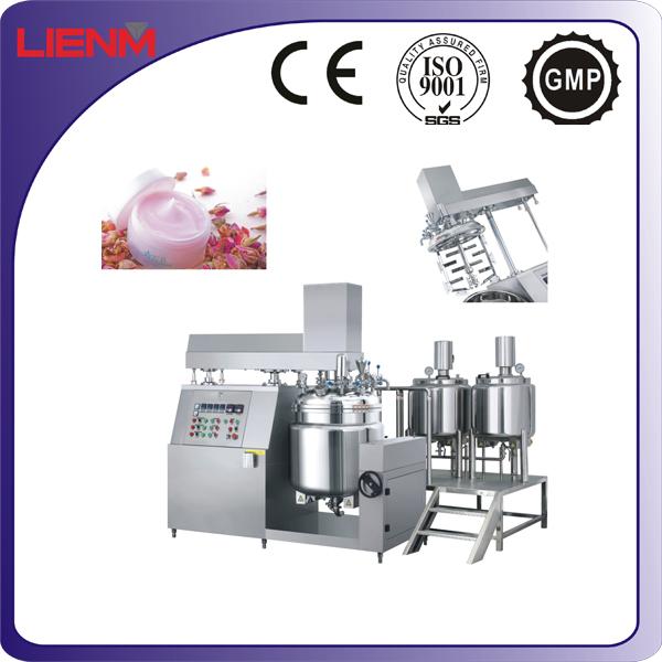 lotion making machine