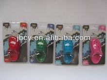 mini scented plastic crocs shoe