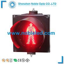 اللون الأحمر 300mm إشارة تحذير حركة المرور عبر الصمام