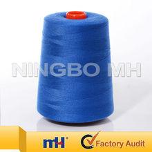 High tenacity 30/2 100% spun polyester sewing threads