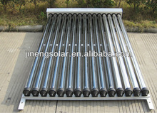 Hot High Pressure Solar Heating