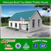 Newest small prefabricated mobile villa hot sale to Malaysia,Philippines,Sri Lanka etc
