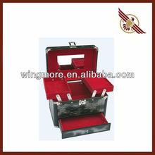 Rolling Aluminum Makeup Case WM-ACN120