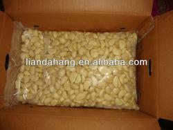 GAP/ KOSHER/ HALAL Natural Peeled Garlic in Current Year