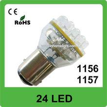 Round 26 pcs 1156 1157 Automotive LED