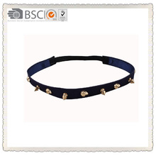 Studs hair bands for charming women,fashion hair bands