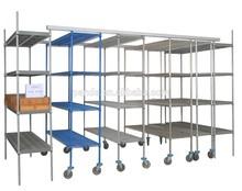 Pande cold room pallet rack storage shelving steel shelving system