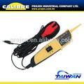 Calibre automatique réparation. 6-24v sonde circuit testeur testeur de circuit automobile testeur de tension