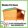 SDD09 Wooden Kennel Dog