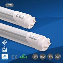 2013 new design energy-efficient t8 1200mm 18w LED tube ztl
