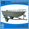 SANJ 14 aluminium boat hulls for sale
