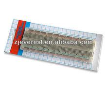Transparent Solderless Breadboard 830PTS 5V Regulator Adapter Kit